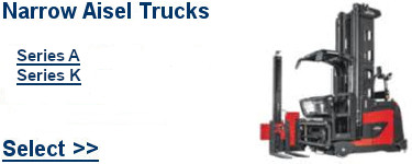 Select Linde Narrow Aisle Trucks